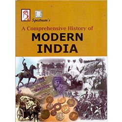 A Comprehensive History Of Modern India 2017