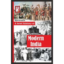 A Breif History Of Modern India 2021