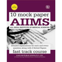 10 Mock Papers AIIMS