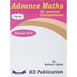 Advance Maths For General Competitons