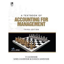 A Textbook Of Accounting For Management 3 Ed.