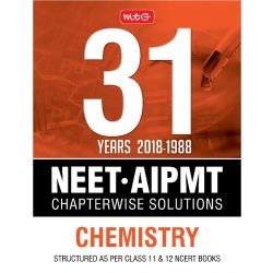 31 year NEET -AIPMT CHAPTERWISES SOLUTIONS CHEMISTRY