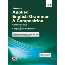 Applied English Grammar and Composition For CLass 9 & 10 th