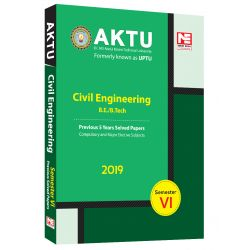 AKTU 6TH SEMSTER (CE-2019)- PREVIOUS 5 YEAR SOLVED PAPER