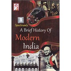 A Brief History Of Modern India 2016 Latest