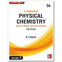 A Textbook Of Physical Chemistry, States Of Matter And Ions In Solution - Vol. 1 (Si Units) 5 Edition