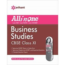 All in One Business Studies CBSE Class 11th