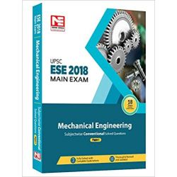 2021 Ese Mechanical Engineering Conventional Vol. 1