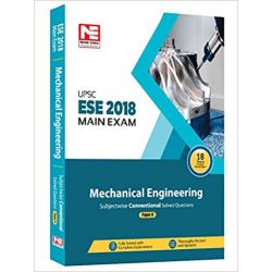 2021 Ese Mechanical Enginnering Conventional Paper 2
