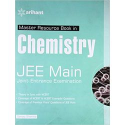 A Master Resource Book in Chemistry for JEE Main (Old Edition)
