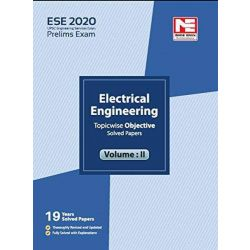 ESE 2020 PRELIMINARY EXAM ELECTRICAL ENGINEERING OBJECTIVE PAPER VOLUME-II