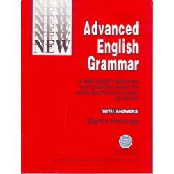 Advanced English Grammar: A Self Study Reference and Practice Book for Advanced South Asian Students with Answers 1st Edition