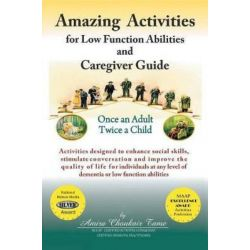 Amazing Activities for Low Function Abilities  (English, Paperback, Tame Amira Choukair)