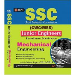 SSC  JUNIOR ENGLISH  MECHANICAL ENGINEERING  SOLVED PAPER