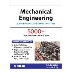 Mechanical Engineering  (English, Paperback, Khurmi R. S.)