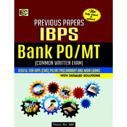 IBPS Bank PO-MT-SO Previous Papers (English)