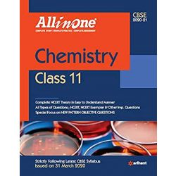 All In OneChemistry Class 11 Cbse