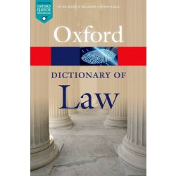 Dictionary of Law 8th Edition