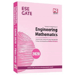 ENGINEERING MATHEMATICES FOR GATE 2020 AND ESE  2020  THEROY  AND PREVIOUS YEAR SOLVED PAPER