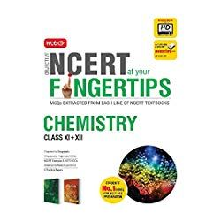 Objective NCERT at Your Fingertips for NEET-JEE - Chemistry