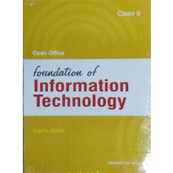 Foundation of Information Technology Class IX