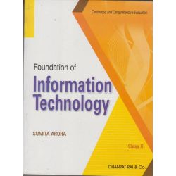 Foundation of Information Technology for Class 10