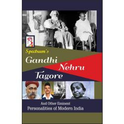 Gandhi, Nehru, Tagore and Other Eminent Personalities of Modern India
