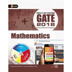 GATE - Mathematics 2018 2018 Edition