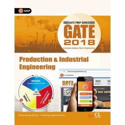GATE - Production and Industrial Engineering 2018