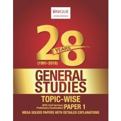 General Studies Paper I 28 Year Solved Papers - 28 YEAR