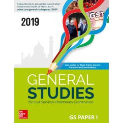 General Studies - Paper I for Civil Services Preliminary Examination (2019)