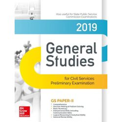 General Studies Paper - II for Civil Services Preliminary Exmaination (2019)
