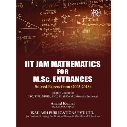 IIT Jam Math For Msc Entrance Solved Paper From (2005-2020)