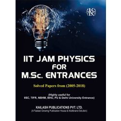 IIT Jam Physics For Msc Entrance Solved Paper From (2005-2018)