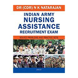 Indian Army Nursing Assistance Recruitment Exam