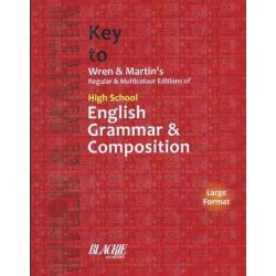 KEY TO HIGH SCHOOL ENGLISH GRAMMAR & COMPOSITION