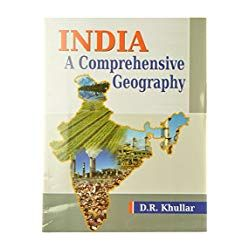 India A Comprehensive Geography