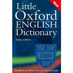 Little Oxford English Dictionary Indian Edition