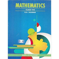 Mathematics For Class 8 (2018-19 Session)