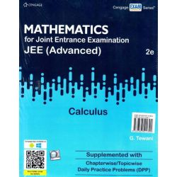 MATHEMATICS CALCULAS FOR JEE MAINS & ADVANCED- (With Solutions)-