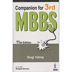 Companion for 3rd MBBS