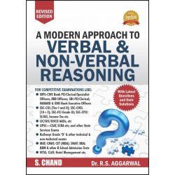 Modern Approach to Verbal and Non-Verbal Reasoning