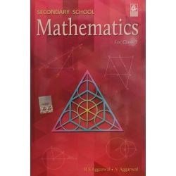 Secondary School Mathematics for Class 9 (2018-2019)