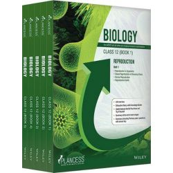 Plancess AIPMT Biology Class 12, (Set of 5 Books)