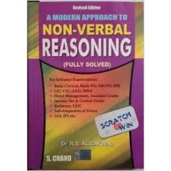 A Modern Approach To Non Verbal Reasoning