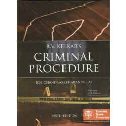 R.V. Kelkar's Criminal Procedure