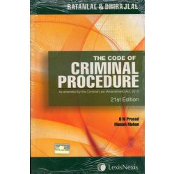 The Code of Criminal Procedure 21st Edition