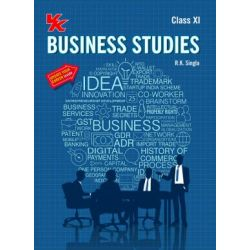 Business Studies  For CLass 11 th (Rk Singla)