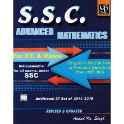 SSC Advanced Math
