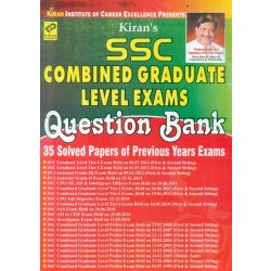 SSC Combined Graduate Level Exams Question Bank